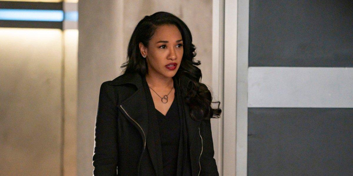 the flash season 6 iris the cw