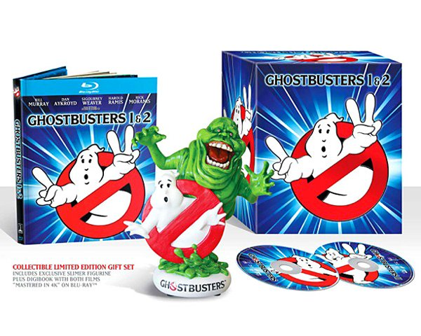Ghostbusters Blu-ray Box Set