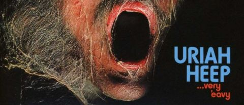 Uriah Heep - ...Very 'Eavy...Very 'Umble