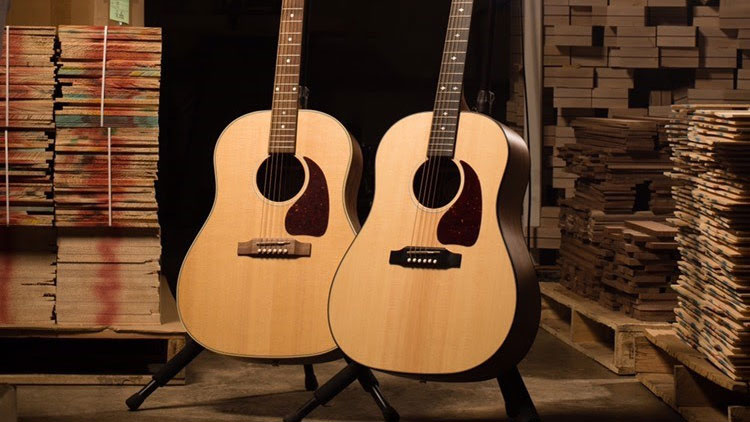 Gibson launches more affordable G-45 acoustic guitars | MusicRadar