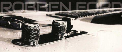 Robben Ford: Pure album artwork