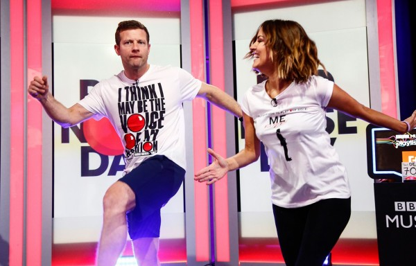 Dermot O'Leary (James Flood/Comic Relief)