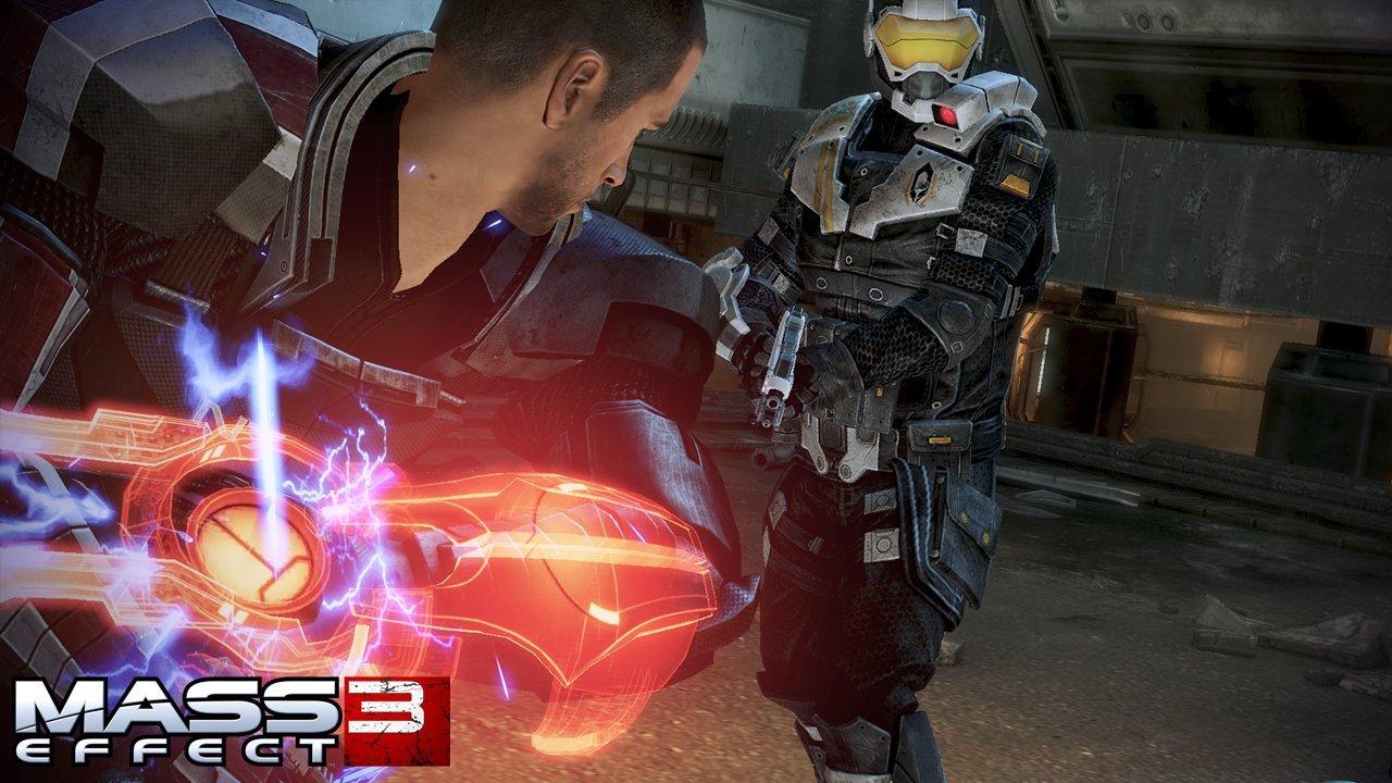 Mass Effect 3 Combat Rifle Screenshots #18865