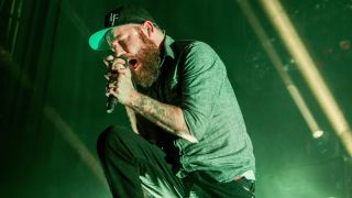 In Flames frontman Anders Friden