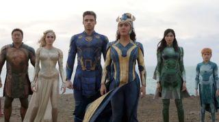 Eternals Marvel movie