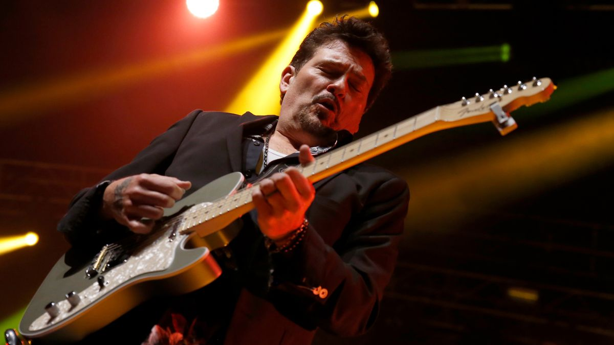 "Mike Zito: ""You can't outdo or be better than Chuck Berry"""