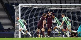 Hearts v Celtic – Scottish Cup Final – Hampden Park