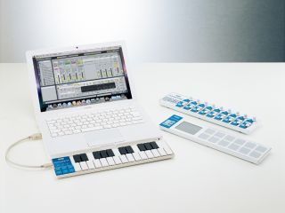Controllers such as Korg s forthcoming nanoSeries devices are making the studio more portable than ever
