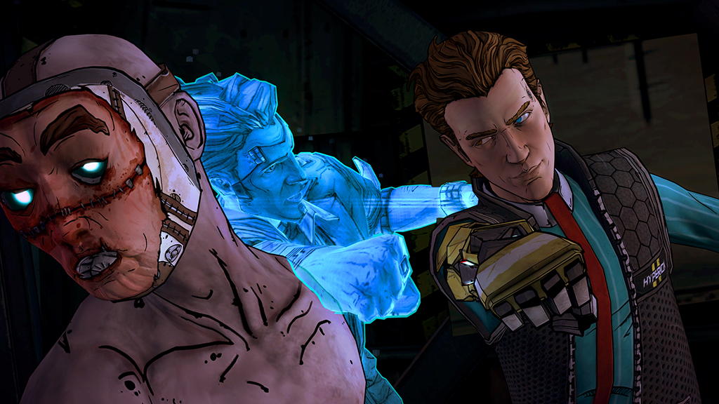 Tales From The Borderlands Episode 4 Out Next Week Pc Gamer