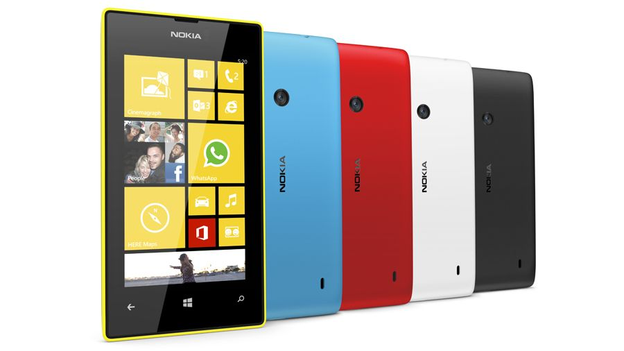 Nokia Lumia 520 is Microsoft's best-selling device right now