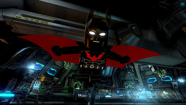 Lego Batman 3: Beyond Gotham Gold Brick locations guide