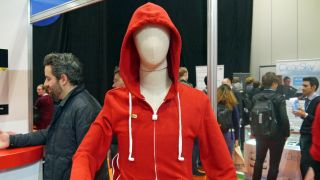 This hoodie is an undercover wearable