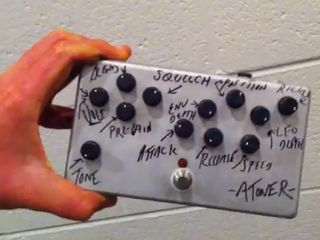 Just what does one do with an 'A Toner' pedal?