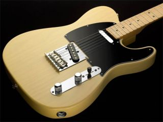 Fender unveiled its 60th Anniversary Telecaster at NAMM 2011