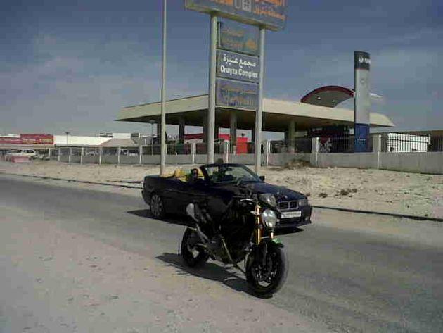 Luke's moto, Tour of Qatar 2012