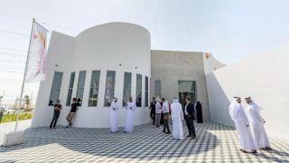 Warsan 3D-printed Building