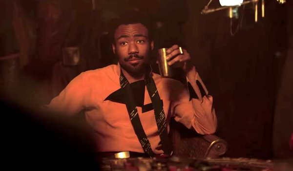 Donald Glover lando calrissian solo a star wars story