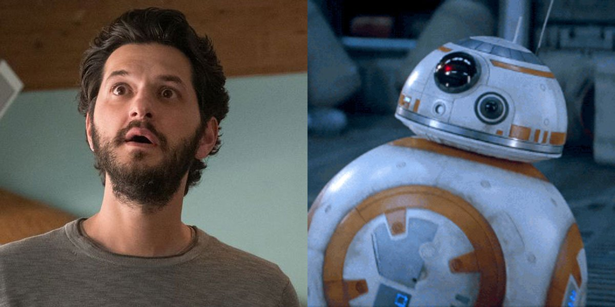 How A Harrison Ford Injury Led Ben Schwartz To Do Voice Work For BB-8  In Star Wars