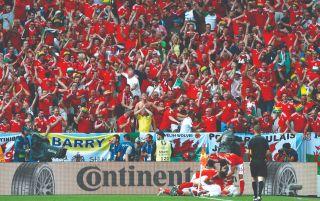 Wales, Euro 2016 - Euro 2020