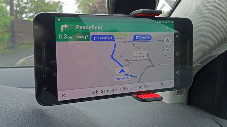 The best sat nav apps for iOS or Android | T3