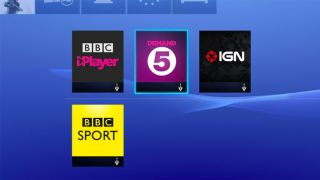 PS4 launch apps confirmed with iPlayer Netflix and Lovefilm leading the way