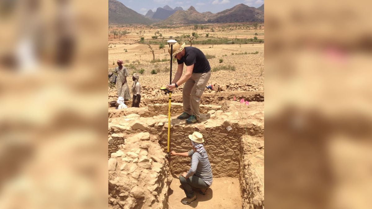 Buried Christian (and Pagan) Basilica Discovered in Ethiopia's 'Lost Kingdom' of Aksum