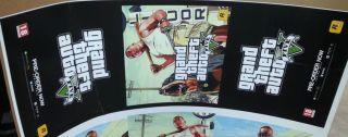 GTA V poster