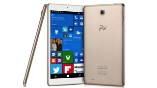 Alcatel OneTouch Pixi 3 (8) is a Windows 10 tablet that thinks it's a phone
