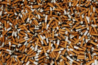 cigarette, cigarettes, cigarette butts