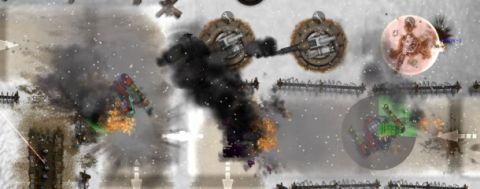 Gratuitous Tank Battles review