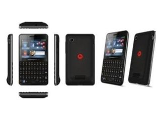 Motorola readying own Facebook phone