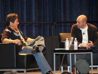 Anderson talks to Kawasaki at SXSWi