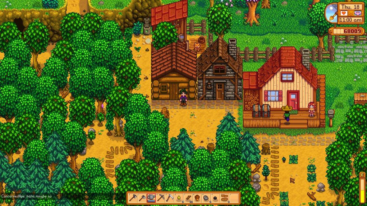 Best PC games: Stardew Valley