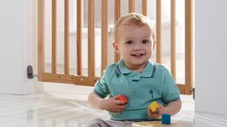 The best stair gates for keeping children safe