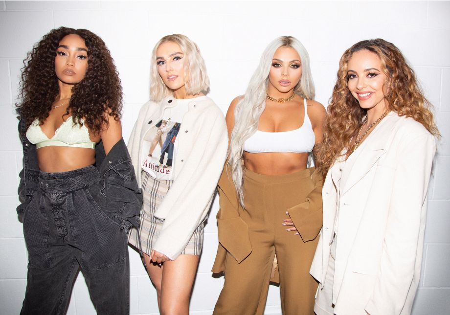 Little Mix The Search BBC One