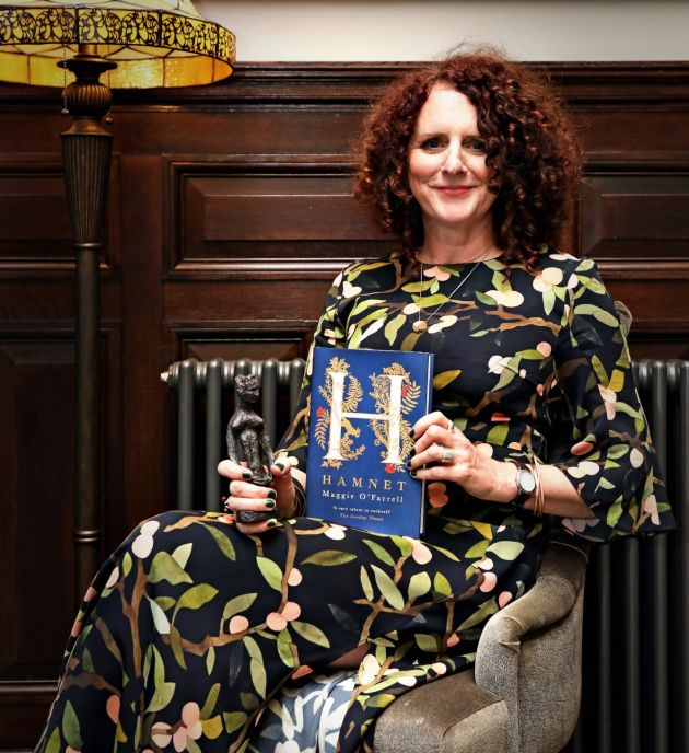 Women's Prize for Fiction, Maggie O'Farrell