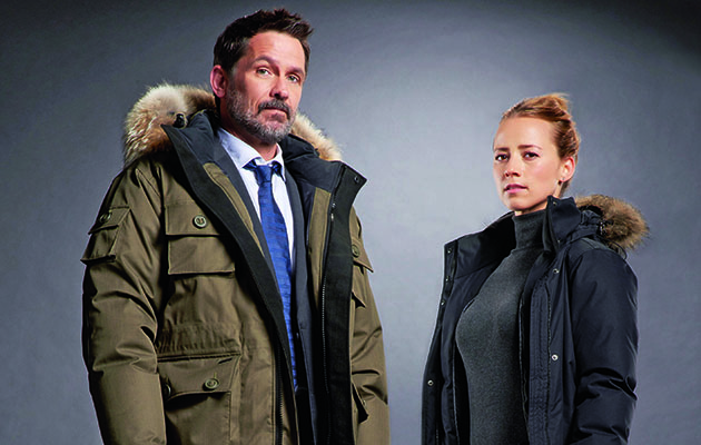 A new chilling Canadian crime drama starring Billy Campbell
