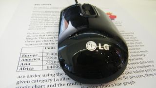 In pictures LG LSM 100 SmartScan mouse