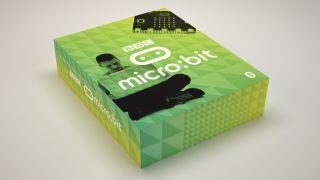 BBC Micro Bit box