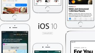 iOS 10 preview
