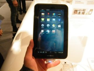 Hands on: Samsung Galaxy Tab 2 review