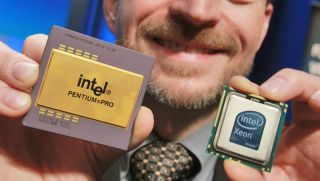 The new Xeon CPUs will be much smaller than current ones