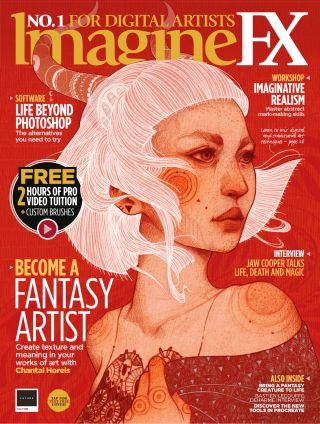 ImagineFX 176 cover