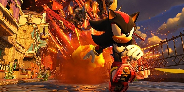 Shadow The Hedgehog Is Now