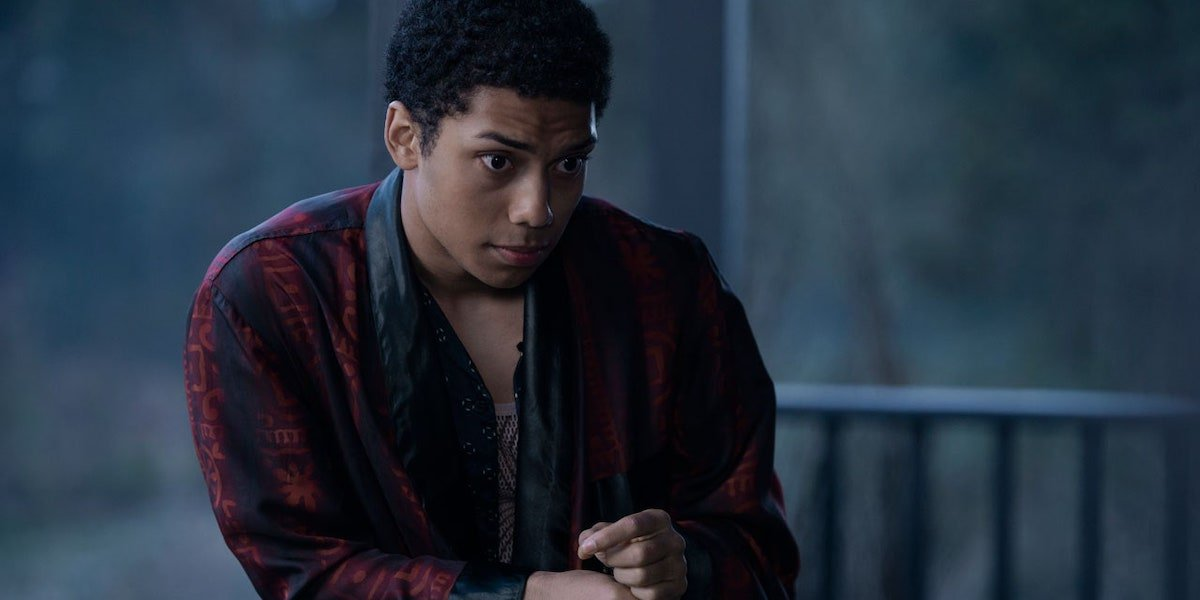 Chance Perdomo in The Chilling Adventures of Sabrina