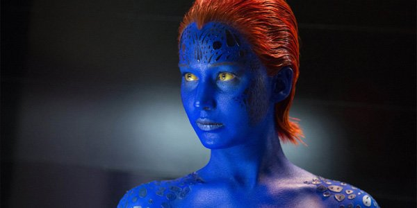 Image result for x-men mystique gun