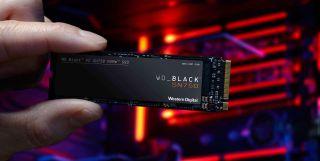 big discount on WD Black SN750 1TB NVMe SSD
