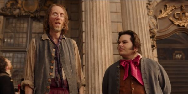 Stephen Merchant Beauty and the Beast