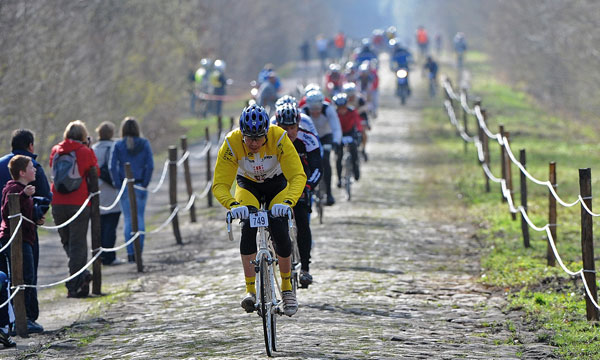 Photo: British amateurs made up over one third of the 4,500 entries for the Paris-Roubaix Challenge, but why would anyone want to ride it at all?
