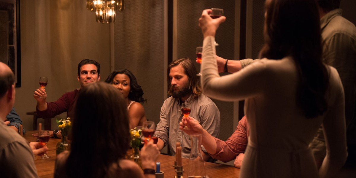 The Cast of The Invitation